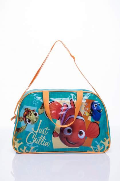 Niebieska torba szkolna DISNEY Nemo                                  zdj.                                  2