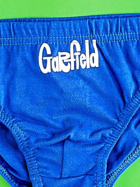 Niebieski chłopięcy komplet do spania GARFIELD                                  zdj.                                  8
