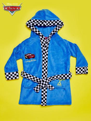 Niebieski chłopięcy szlafrok CARS                              zdj.                              1