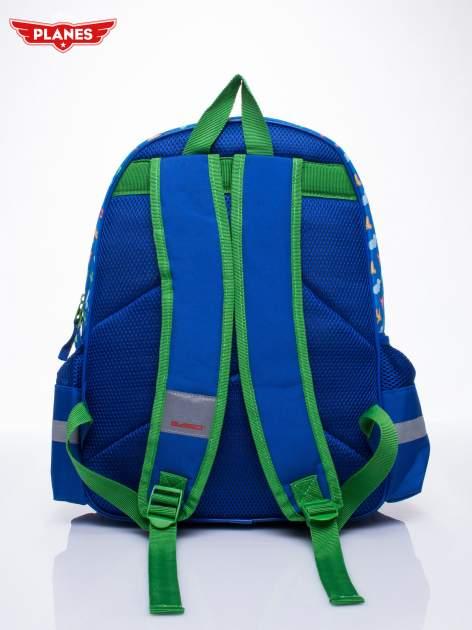 Niebieski plecak szkolny DISNEY Samoloty                                  zdj.                                  3