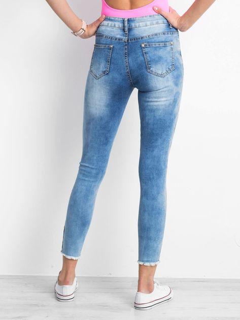 Niebieskie jeansy Prudence                               zdj.                              2