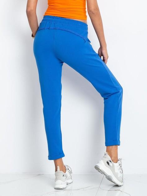 Niebieskie spodnie Approachable                              zdj.                              2
