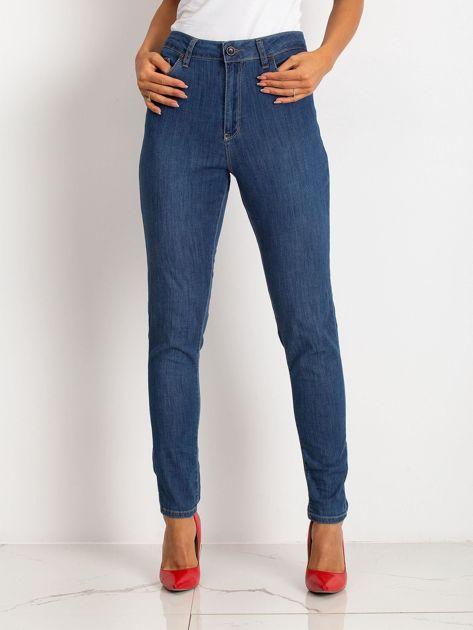 Niebieskie spodnie Symmetry                              zdj.                              1