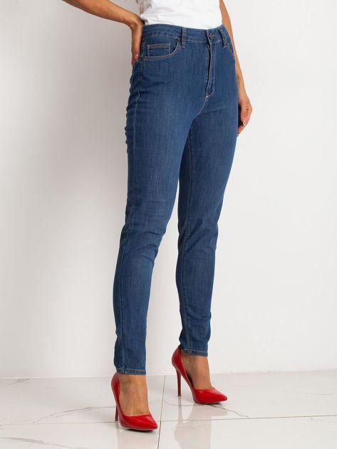 Niebieskie spodnie Symmetry                              zdj.                              3