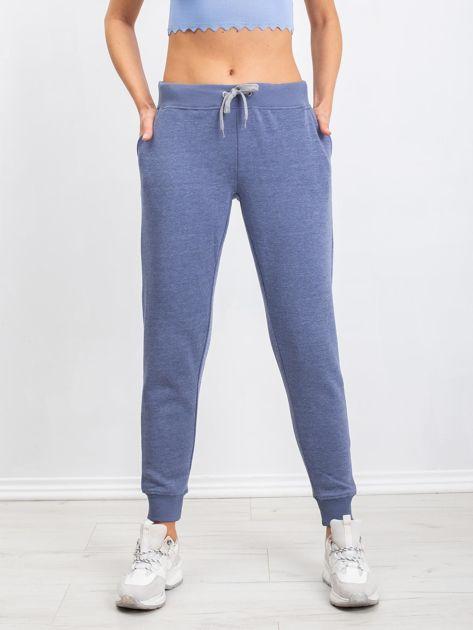Niebieskie spodnie Tracey                              zdj.                              3