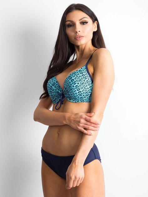 Niebiesko-turkusowe bikini Determined                              zdj.                              5