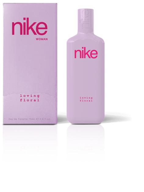 Nike Loving Floral Woman Woda toaletowa 75 ml