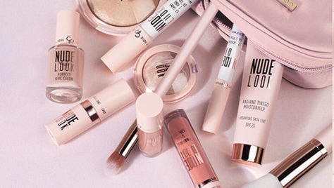 Nowość! GOLDEN ROSE Nude Look Koloryzujący krem z efektem rozświetlenia nr 01 Fair Tint  32 ml                              zdj.                              4