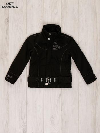 O'NEILL Czarna kurtka dla dziewczynki                               zdj.                              4