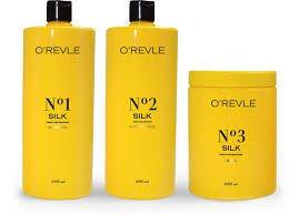 O'REVLE SILK Szampon wygładzający do włosów suchych i matowych 1000 ml                              zdj.                              2