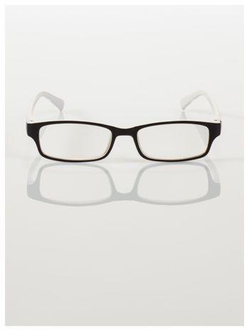 Okulary korekcyjne dwukolorowe do czytania +1.5 D                                    zdj.                                  3