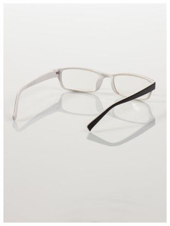 Okulary korekcyjne dwukolorowe do czytania +2.5 D                                    zdj.                                  4