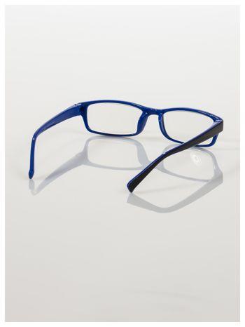 Okulary korekcyjne dwukolorowe do czytania +3.5 D                                    zdj.                                  4