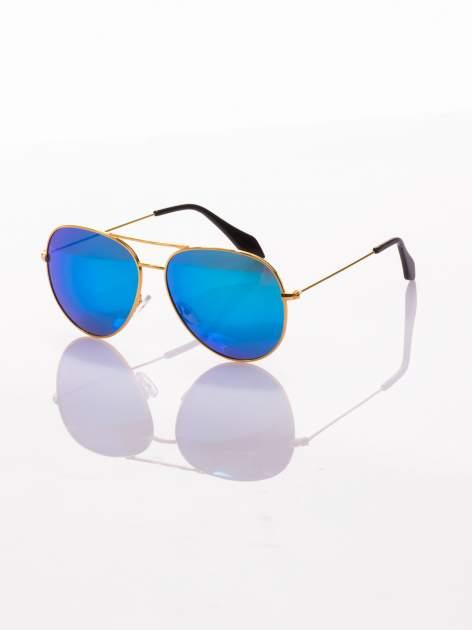 Okulary przeciwsłoneczne z POLARYZACJĄ typu AVIATOR