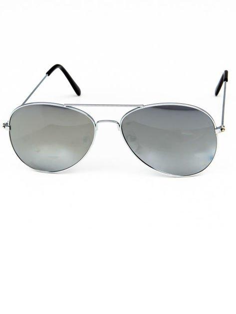 Okulary w stylu PILOTKI/AVIATOR unisex                              zdj.                              1
