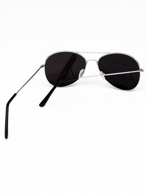 Okulary w stylu PILOTKI/AVIATOR unisex                              zdj.                              3
