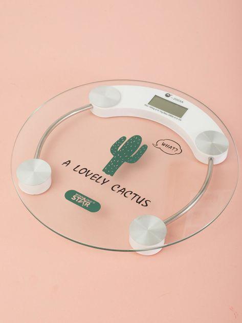 Osobowa waga łazienkowa z cyfrowym wyświetlaczem                              zdj.                              2