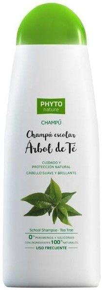 PHYTO NATURE Naturalny szampon szkolny od 3 lat ochrona przed wszawicą 400 ml                              zdj.                              1