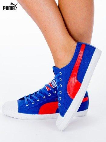 PUMA Niebieskie buty damskie IBIZA JR