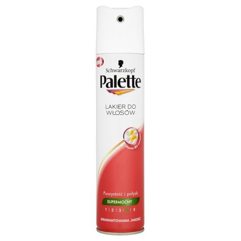 """Palette Lakier do włosów supermocny  250ml"""""""