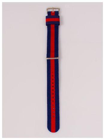 Pasek nylonowy do zegarka 22 mm                                  zdj.                                  2