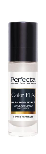 """Perfecta Color FIX Baza pod makijaż wygładzająco-matująca  30ml"""""""
