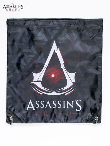 Plecak typu worek z motywem ASSASSIN'S CREED