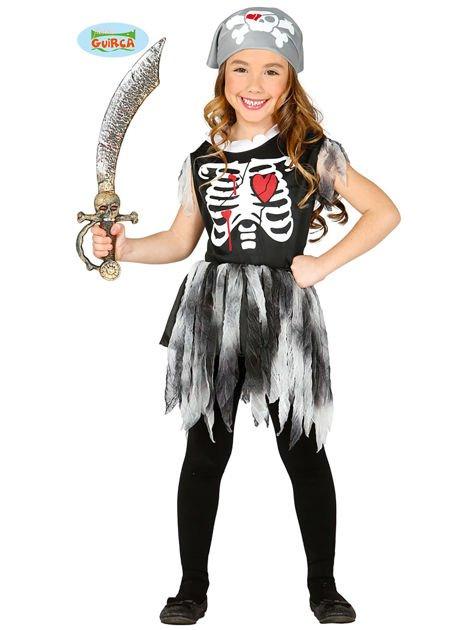 Przebranie dla dziewczynki Piratka                              zdj.                              1