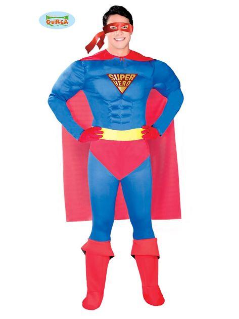 Przebranie męskie na imprezę Superbohater                              zdj.                              1