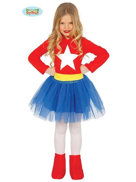 Przebranie na bal Superbohaterka                              zdj.                              1