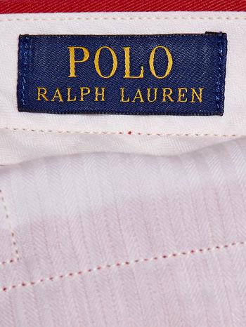 RALPH LAUREN Fuksjowe spodnie męskie                                  zdj.                                  3
