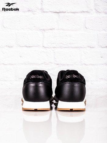 REEBOK Czarne buty sportowe męskie CL LEATHER SG                              zdj.                              3