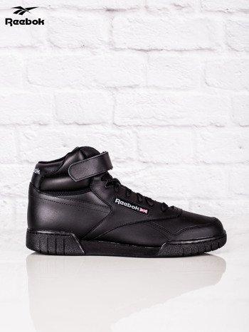 REEBOK Czarne buty sportowe męskie Ex-O-Fit Hi                               zdj.                              1