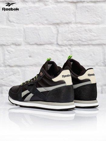REEBOK Czarne buty sportowe męskie Royal CL JOG WLD                              zdj.                              3
