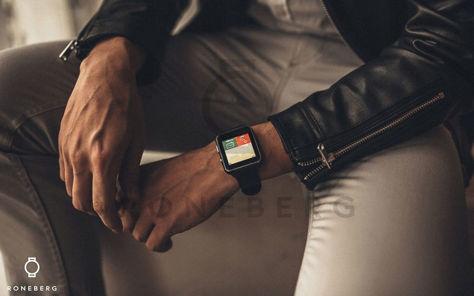 RONEBERG Smartwatch RX6 Współpracuje z Android oraz iOS Powiadomienia Połączenia Krokomierz Monitor snu Biały                              zdj.                              6