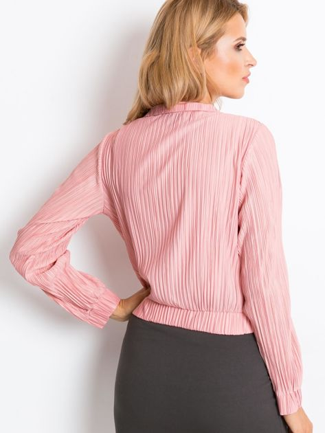 Różowa bluza Amari                              zdj.                              2