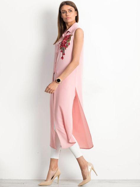 Różowa koszula Splendid                              zdj.                              3