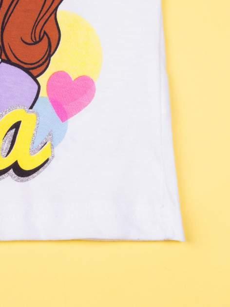 Różowa piżama dla dziewczynki JEJ WYSOKOŚĆ ZOSIA                                  zdj.                                  7