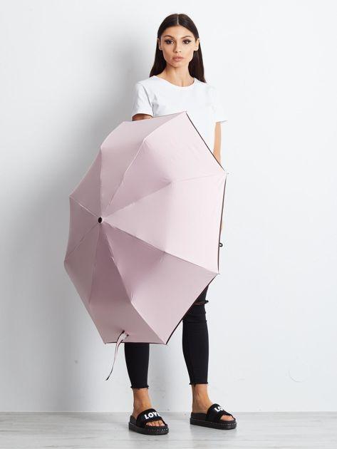 Różowa składana parasolka                               zdj.                              1
