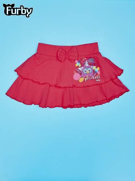 Różowa spódnica dla dziewczynki FURBY                                  zdj.                                  1