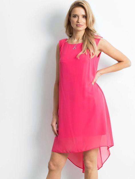 Różowa sukienka Salvation                              zdj.                              1