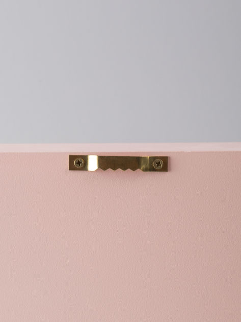 Różowa szafka na klucze                              zdj.                              7