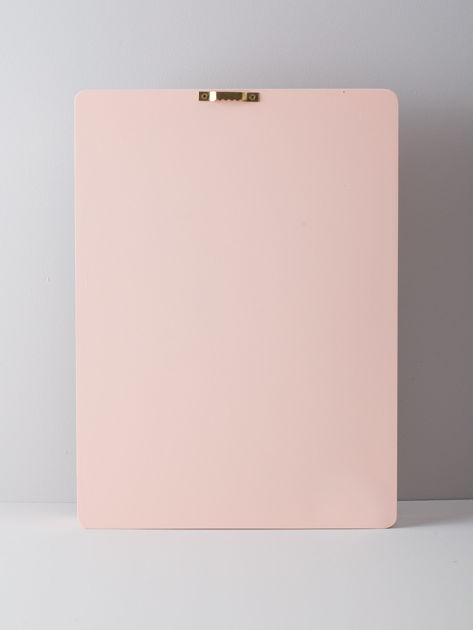 Różowa szafka na klucze                              zdj.                              4