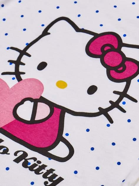 Różowy komplet do spania dla dziewczynki HELLO KITTY                                  zdj.                                  6