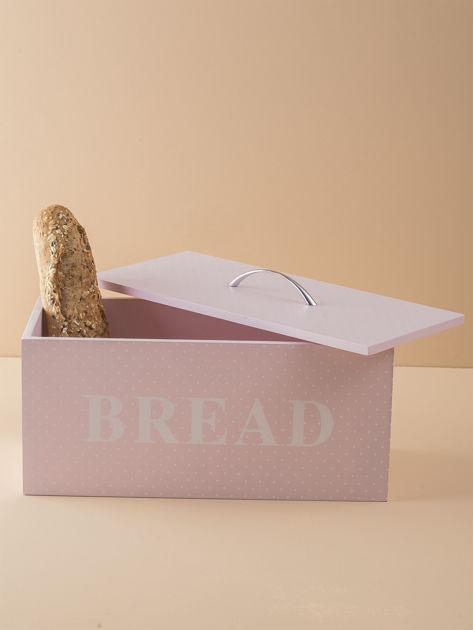 Różowy pojemnik na chleb                              zdj.                              5
