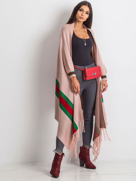 Różowy sweter Space                              zdj.                              4