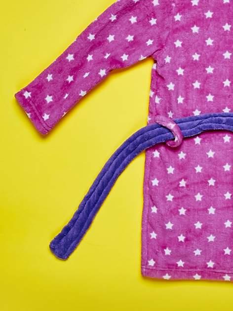 Różowy szlafrok dla dziewczynki FROZEN                                  zdj.                                  6