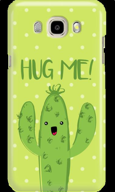 SAMSUNG J5 2017 CACTUS HUG ME