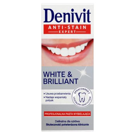 "Schwarzkopf Denivit Pasta do zębów White&Brillant  50ml"""