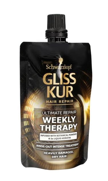 """Schwarzkopf Gliss Kur Ultimate Repair Odżywka do włosów suchych i zniszczonych mini  50ml"""""""